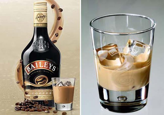 Что пьют с ликером