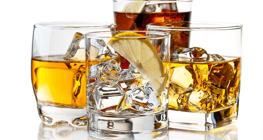 Что вреднее коньяк или виски