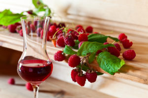Малиновое вино1