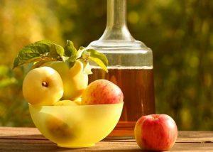 Настойка из яблок