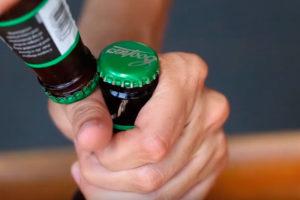 Открыть пиво
