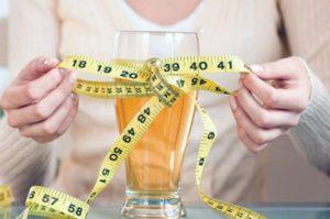 Пиво при похудении1
