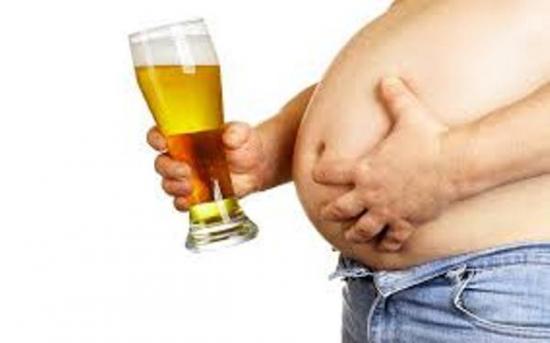 Растет ли живот от пива