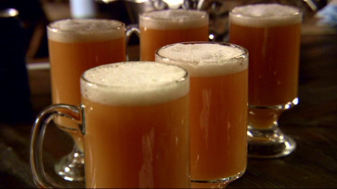 Сливочное пиво: точный рецепт из Гарри Поттера