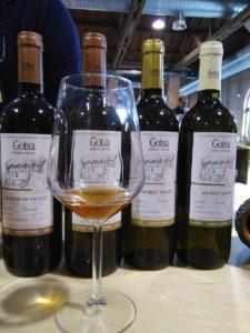 Вино Готса