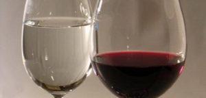 Вино Вода