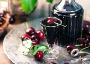 Вишневое вино2