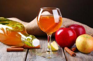 Яблочная водка1