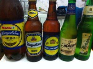 Жигулевское пиво