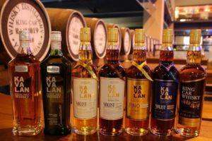 коньяк и виски