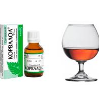 корвалол и алкоголь1