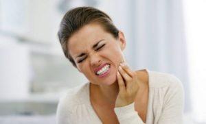 боль зуба
