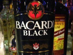 черный бакарди1