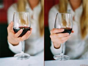 пить вино2