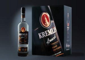 водка кремлин