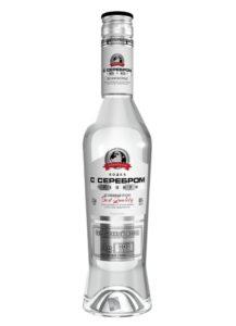 водка с серебром