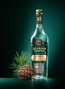 водка зеленая марка1